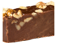 Fudge | Chocolate Walnut