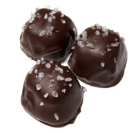 Caramels | Dark Chocolate  Seasalt Caramels