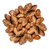 Glazed Nuts | Almonds (Toffee)