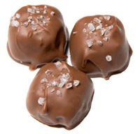 Caramels | Milk Chocolate Seasalt Caramels